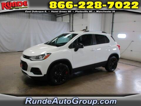 2020 Chevrolet Trax for sale at Runde PreDriven in Hazel Green WI