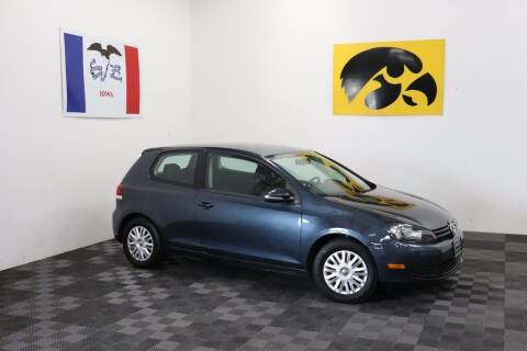 2011 Volkswagen Golf for sale at Carousel Auto Group in Iowa City IA