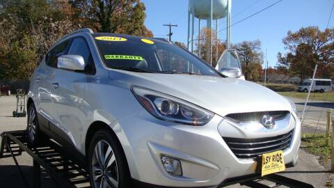 2014 Hyundai Tucson for sale at Easy Ride Auto Sales Inc in Chester VA