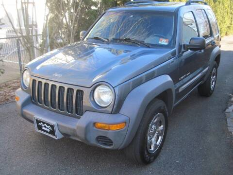 2002 Jeep Liberty for sale at Dave's Auto Body in New Brunswick NJ