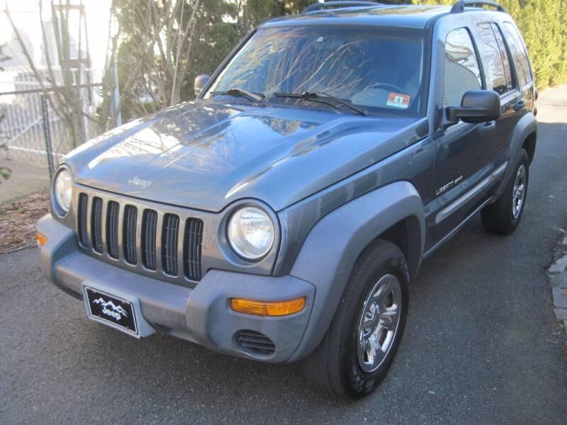 2002 Jeep Liberty for sale at Dave's Auto Body in New Brunswick NJ