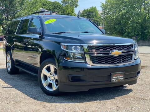 2015 Chevrolet Suburban for sale at Best Cars Auto Sales in Everett MA