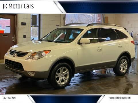 2012 Hyundai Veracruz for sale at JK Motor Cars in Pittsburgh PA