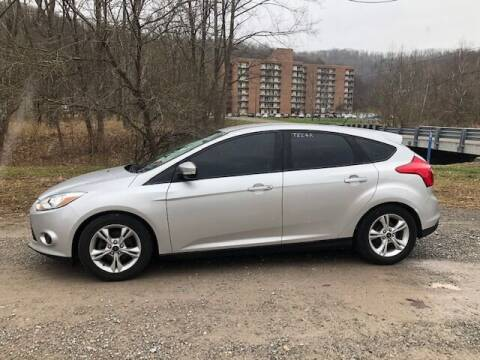 2014 Ford Focus for sale at WESTON FORD  INC in Weston WV
