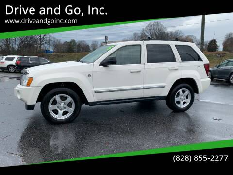 2005 Jeep Grand Cherokee for sale at Drive and Go, Inc. in Hickory NC
