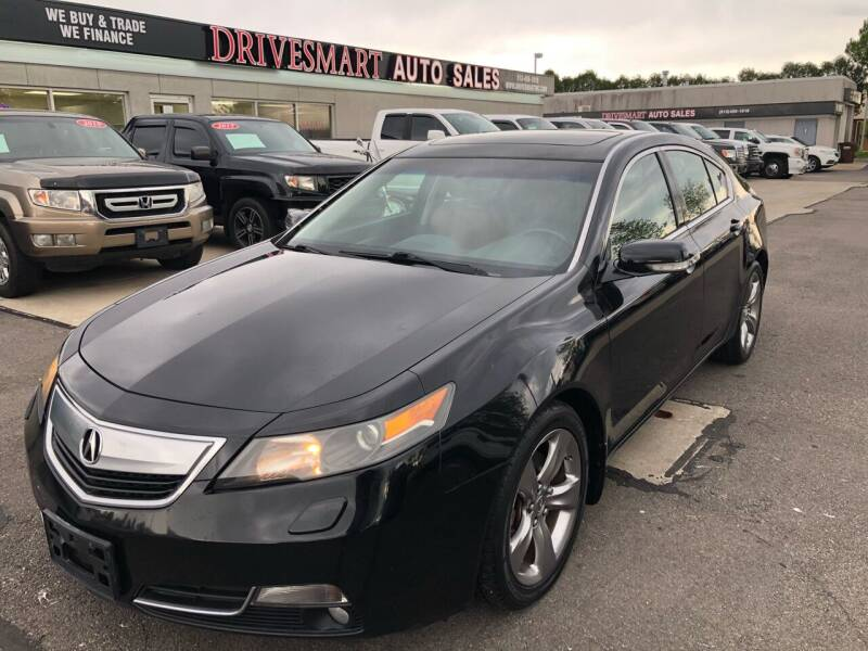2012 Acura TL for sale at DriveSmart Auto Sales in West Chester OH