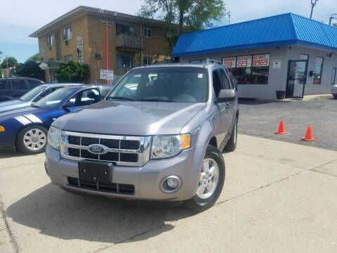 2008 Ford Escape for sale at Nationwide Auto Group in Melrose Park IL