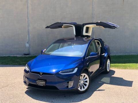 2016 Tesla Model X for sale at A To Z Autosports LLC in Madison WI