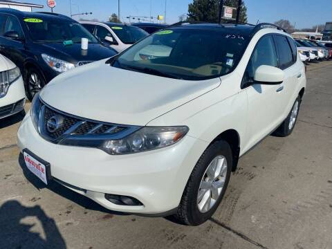 2011 Nissan Murano for sale at De Anda Auto Sales in South Sioux City NE