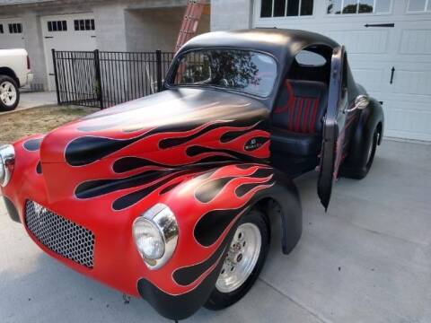 1939 Willys Coupe for sale at Classic Car Deals in Cadillac MI