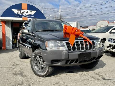 2003 Jeep Grand Cherokee for sale at OTOCITY in Totowa NJ