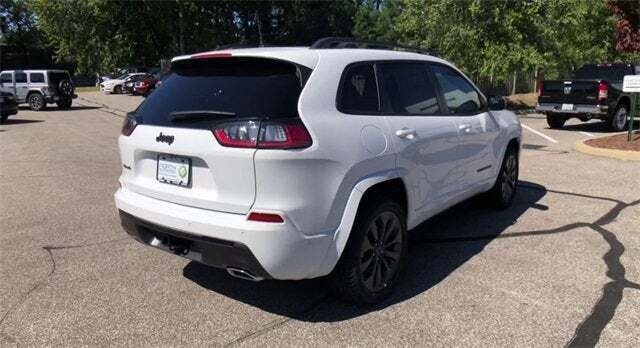 2021 Jeep Cherokee 4x4 High Altitude 4dr SUV - North Olmsted OH
