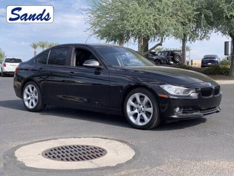 2013 BMW 3 Series for sale at Sands Chevrolet in Surprise AZ