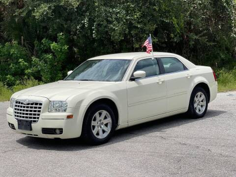 2007 Chrysler 300 for sale at GENESIS AUTO SALES in Port Charlotte FL