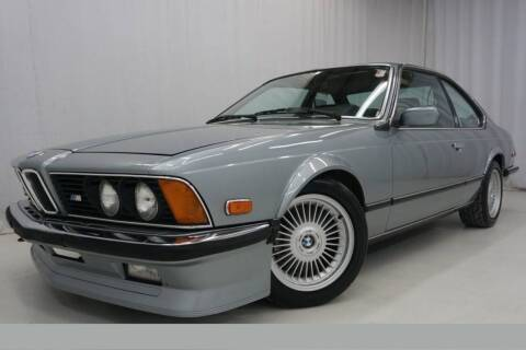 1985 BMW M6 for sale at NJ Enterprises in Indianapolis IN