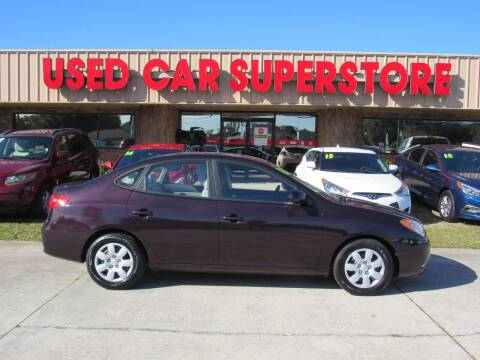 2008 Hyundai Elantra for sale at Checkered Flag Auto Sales NORTH in Lakeland FL