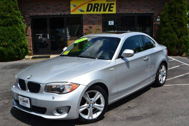 2012 BMW 1 Series for sale in West Bridgewater, MA