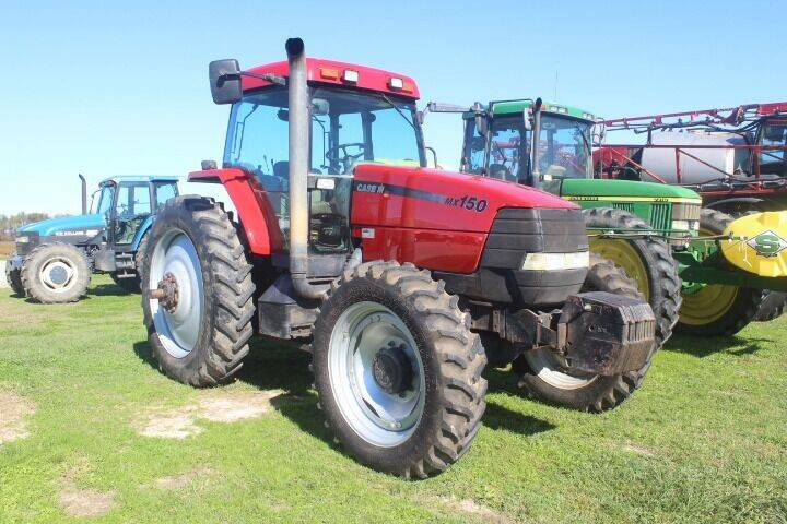 2000 Case IH  MX150 for sale at Vehicle Network - Suttontown Repair Service in Faison NC