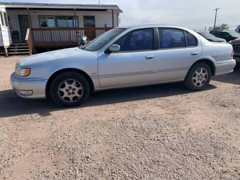 1999 Infiniti I30 for sale at PYRAMID MOTORS - Fountain Lot in Fountain CO