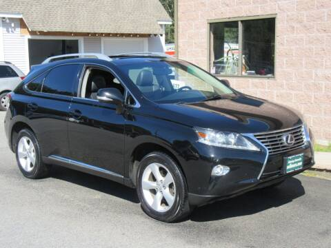 2015 Lexus RX 350 for sale at Advantage Automobile Investments, Inc in Littleton MA