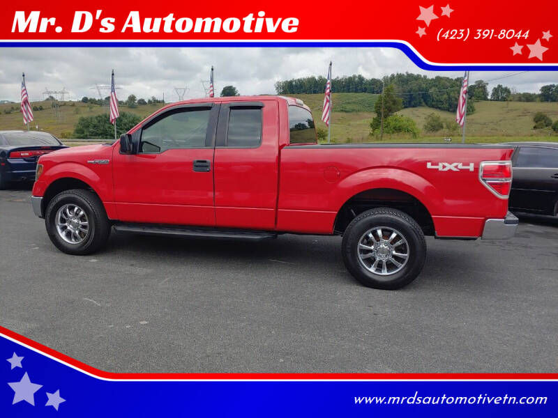 2010 Ford F-150 for sale at Mr. D's Automotive in Piney Flats TN