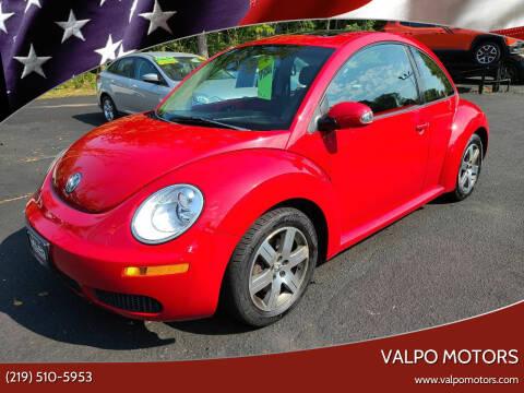 2006 Volkswagen New Beetle for sale at Valpo Motors in Valparaiso IN