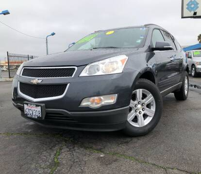 2011 Chevrolet Traverse for sale at LUGO AUTO GROUP in Sacramento CA