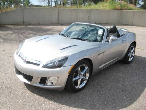 2008 Saturn SKY for sale at HOO MOTORS in Kiowa CO