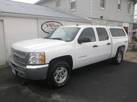 2013 Chevrolet Silverado 1500 for sale at VICTORY AUTO in Lewistown PA