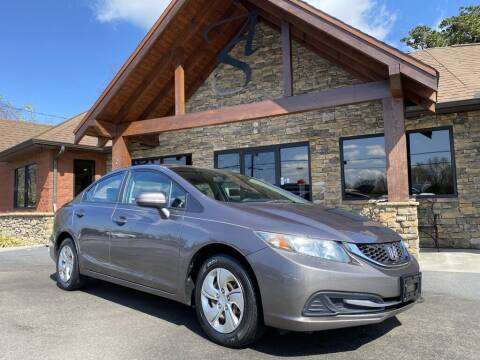 2014 Honda Civic for sale at Auto Solutions in Maryville TN