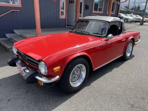 1975 Triumph TR6 for sale at Sabeti Motors in Tacoma WA