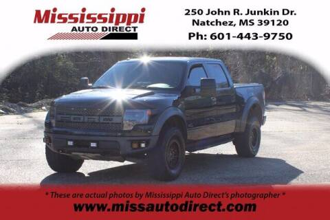 2014 Ford F-150 for sale at Auto Group South - Mississippi Auto Direct in Natchez MS