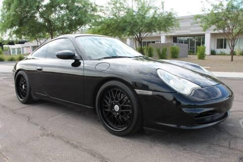 2002 Porsche 911 for sale at Insight Motors in Tempe AZ