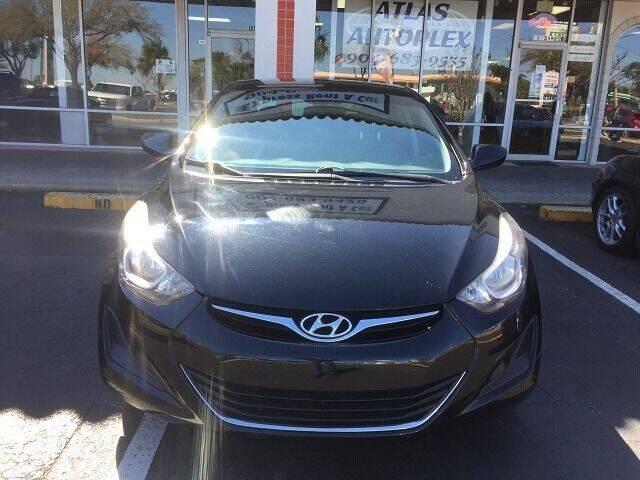 2014 Hyundai Elantra for sale at Express Rent-A-Car in Jacksonville FL