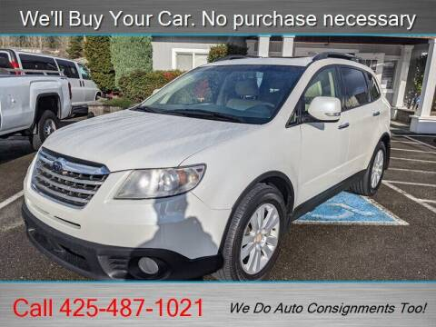 2010 Subaru Tribeca for sale at Platinum Autos in Woodinville WA