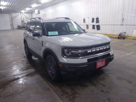 2021 Ford Bronco Sport for sale at Willrodt Ford Inc. in Chamberlain SD