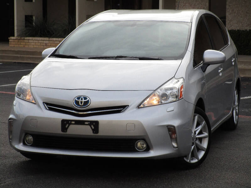 2014 Toyota Prius v for sale at Ritz Auto Group in Dallas TX