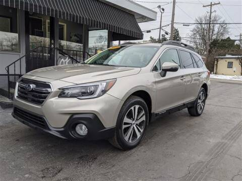 2018 Subaru Outback for sale at GAHANNA AUTO SALES in Gahanna OH
