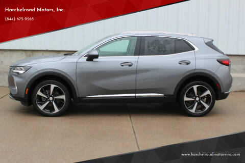 2021 Buick Envision for sale at Harchelroad Motors, Inc. in Imperial NE