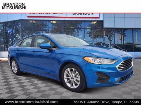 2020 Ford Fusion for sale at Brandon Mitsubishi in Tampa FL