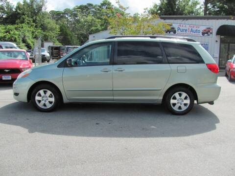 2009 Toyota Sienna for sale at Pure 1 Auto in New Bern NC