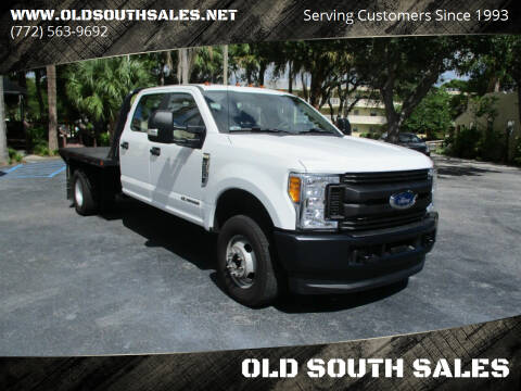 2019 Ford F-350 Super Duty for sale at OLD SOUTH SALES in Vero Beach FL