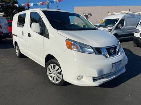 2017 Nissan NV200 for sale at Auto Wholesale Company in Santa Ana CA