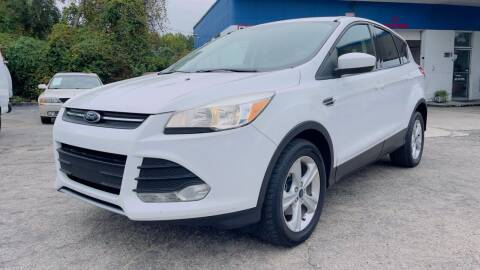 2014 Ford Escape for sale at Capital Motors in Raleigh NC