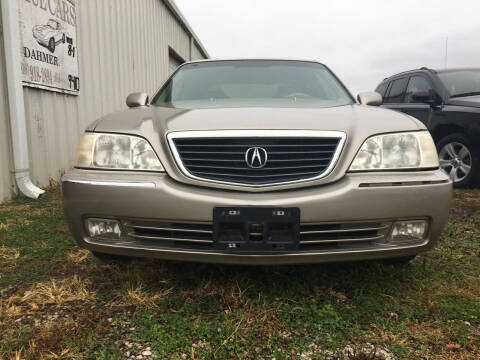 2002 Acura RL for sale at Nice Cars in Pleasant Hill MO