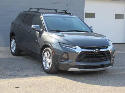2020 Chevrolet Blazer for sale at K&M Wayland Chrysler  Dodge Jeep Ram in Wayland MI