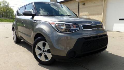 2015 Kia Soul for sale at Prudential Auto Leasing in Hudson OH
