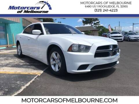 2014 Dodge Charger for sale at Motorcars of Melbourne in Rockledge FL