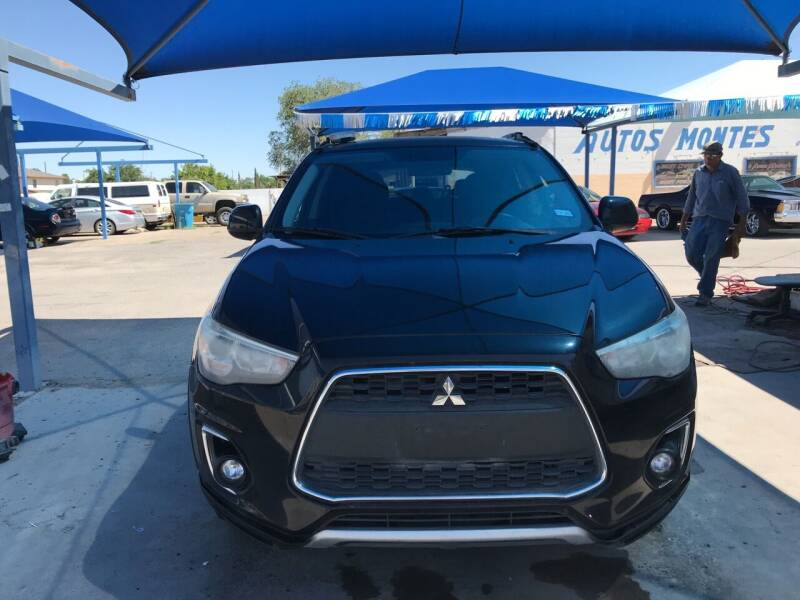 2013 Mitsubishi Outlander Sport for sale at Autos Montes in Socorro TX