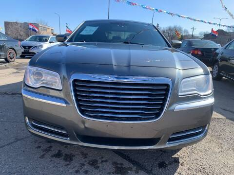 2012 Chrysler 300 for sale at Minuteman Auto Sales in Saint Paul MN